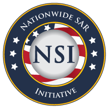 Nationwide Suspicious Activity Reporting Initiative logo