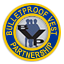 Bullet Proof Vest Partnership Logo Graphic